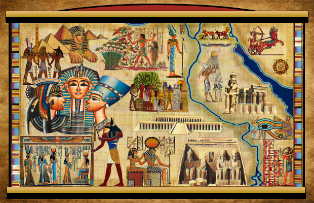 Egyptian Culture - ThingLink
