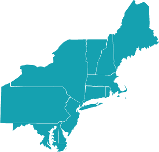 northeast region labeled thinglink