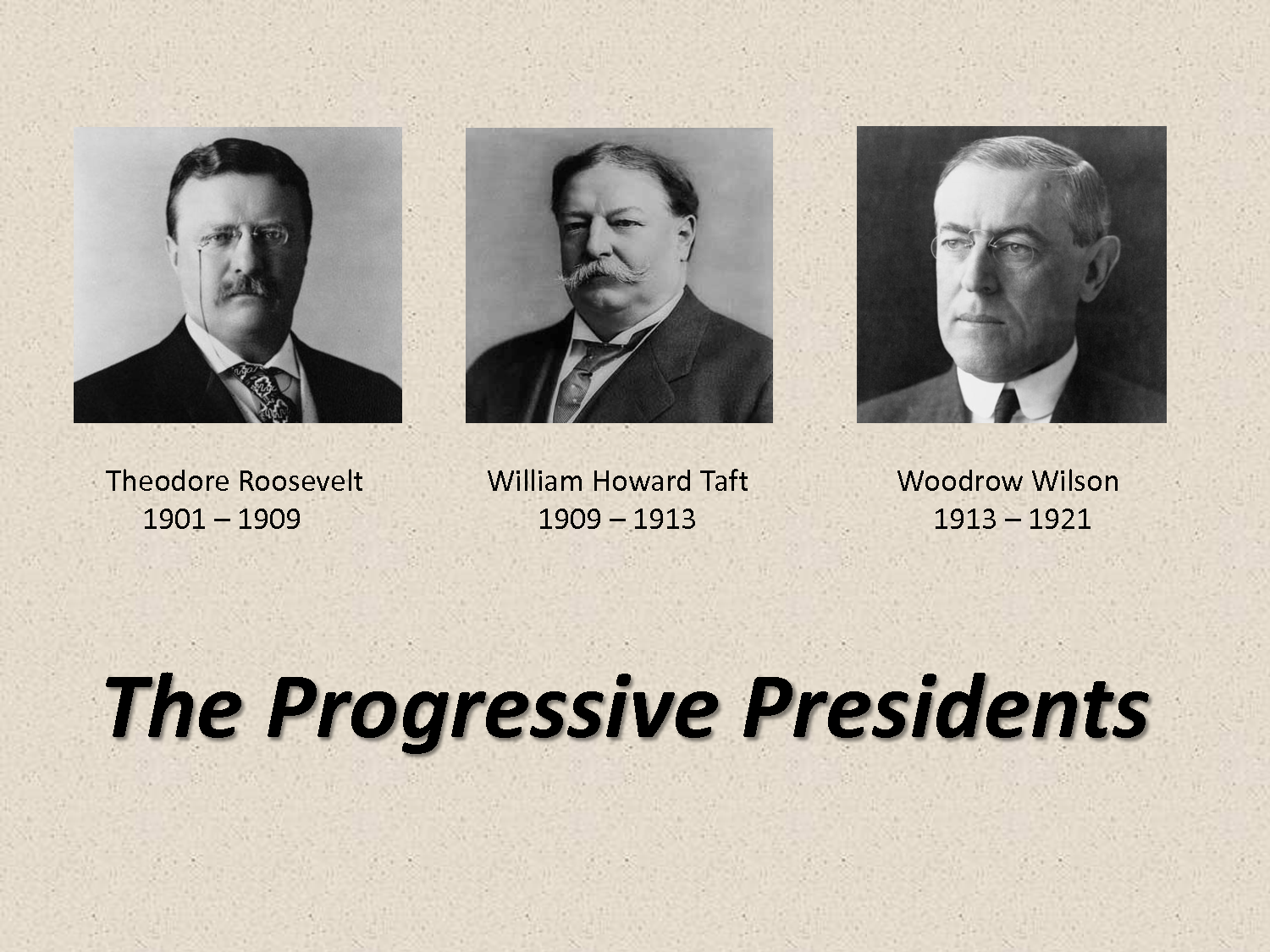 theodore roosevelt the progressive Theodore roosevelt was born at 28 east 20th street, new york city on october 27, 1858 he was the second child of theodore and martha bulloch roosevelt his father was a glass importer and one of new york city's leading philanthropists.