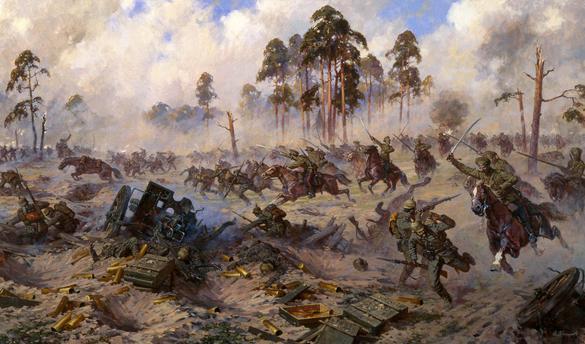 August 1914: Battle Of Tannenberg - ThingLink