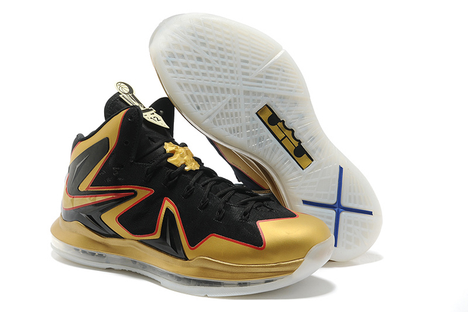 67dd5c7dd2a9 Nike Air Max LeBron X Elite EXT Celebration Pack Champion...