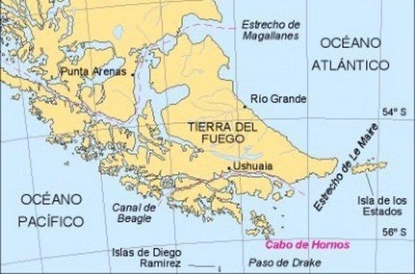 Copia De America Fisico Mapa Relieve