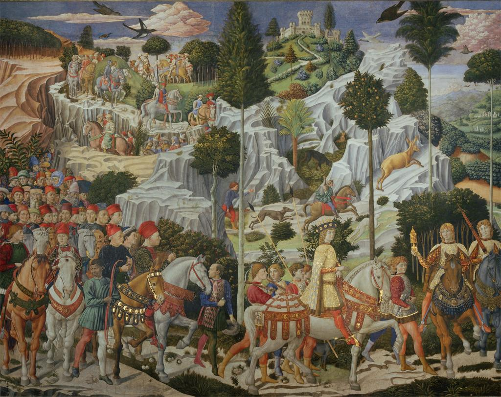 essays journey of the magi