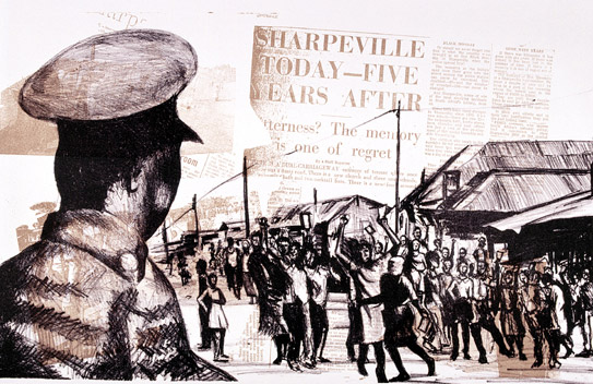 sharpville massacre Sharpville massacre 1960 - how it began this is the call the african people have been waiting for it has come on monday, 21st march 1960, we launch our positive, decisive campaign against the pass laws in this our country.
