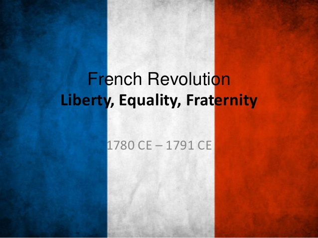 french and industrial revolution essay