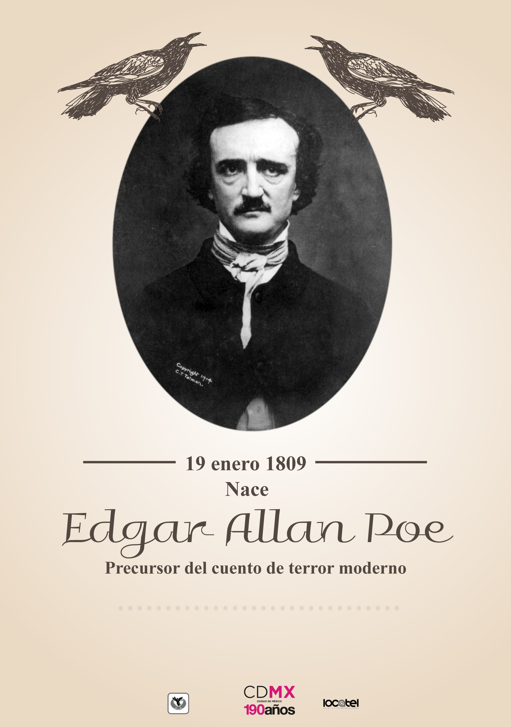 understanding edgar allan poe The philosophy of composition is an 1846 essay written by american writer edgar allan poe that elucidates a theory about how good writers write when they write well he concludes that length, unity of effect and a logical method are important considerations for good writing.
