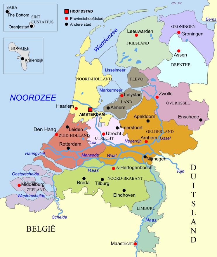 Verwonderend 8 Typisch Nederlandse dingen VO-38