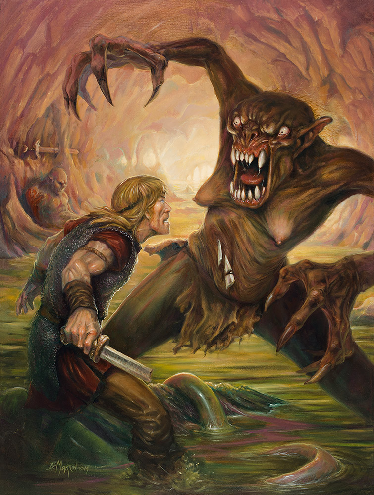 beowulf grendal Grendel in beowulf by jdtng99 jeffrey ding period 5 grendel grendel is the main antagonist in the story so far in the most basic terms, grendel is a giant, cannibal creature dwelling in the outer darkness.