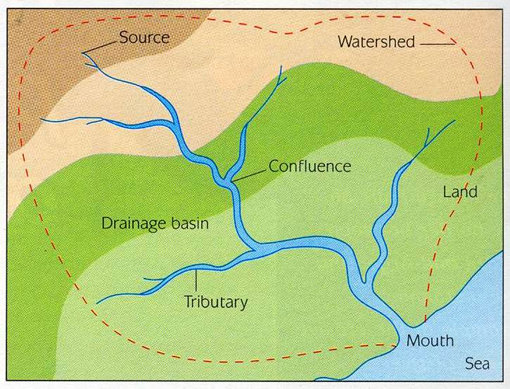The Drainage Basin - ThingLink