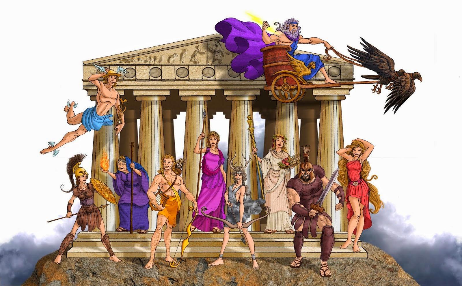 Fotos de la religion de la antigua grecia 85