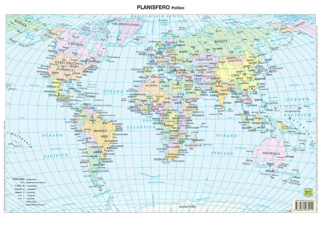 Cartina Mondo Png.Le Guerre Nel Mondo