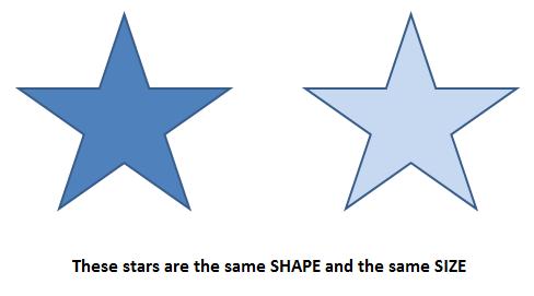 same shape Gallery
