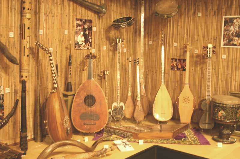 Middle Eastern Instruments