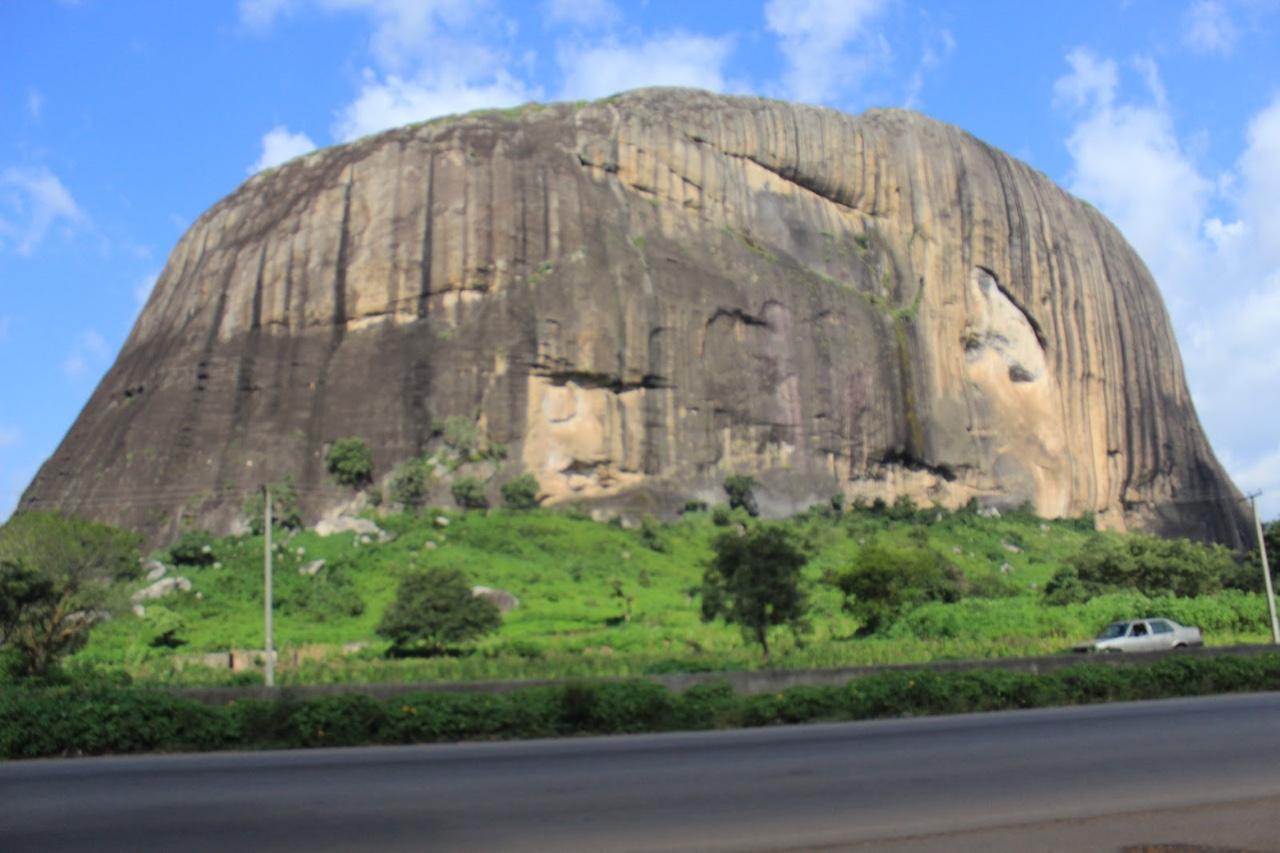 Nigeria Pääkaupunki