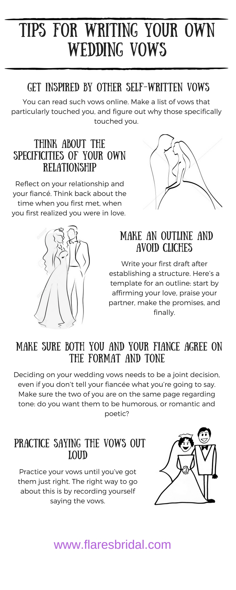 write your own wedding vows template  wedding vows