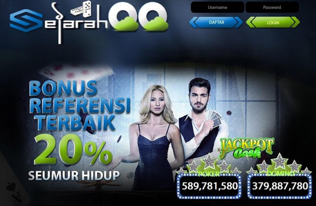 Sejarahqq Net Agen Dominoqq Online Bandarq Terpercaya