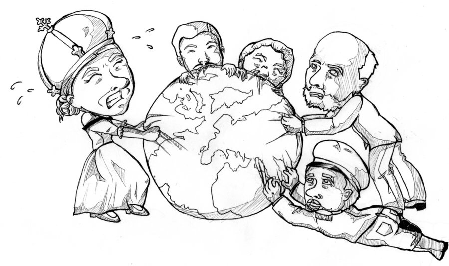 imperialism around the globe Imperialism in Egypt