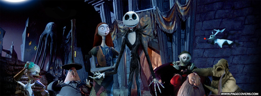 The Nightmare Before Christmas - ThingLink