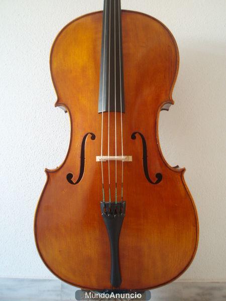 El Violonchelo Chelo O Violoncello Es Un Instrumento Mus