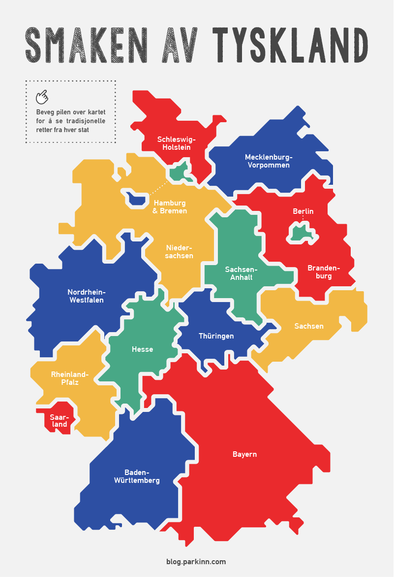 delstater i tyskland