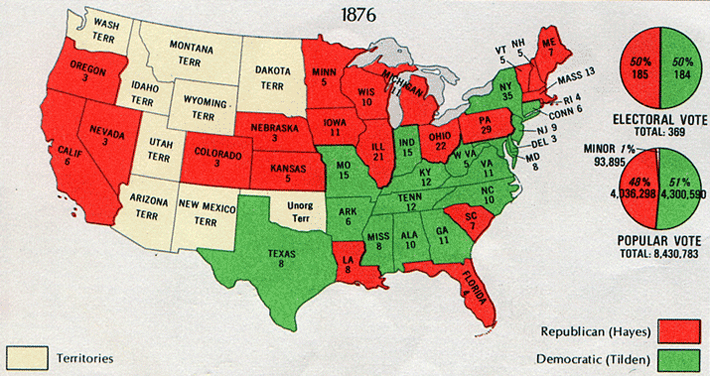 the compromise of 1876