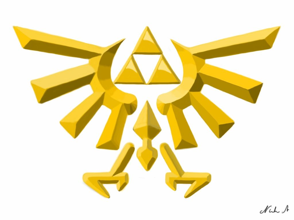 The Triforce In Bird Form Thinglink