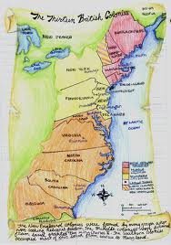 Southern colonies, middle colonies, northern colonies - ThingLink