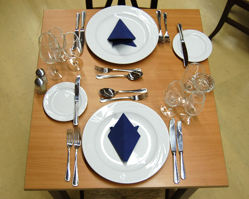 dresser une table la franaise thinglink - Dressage De Table A La Francaise