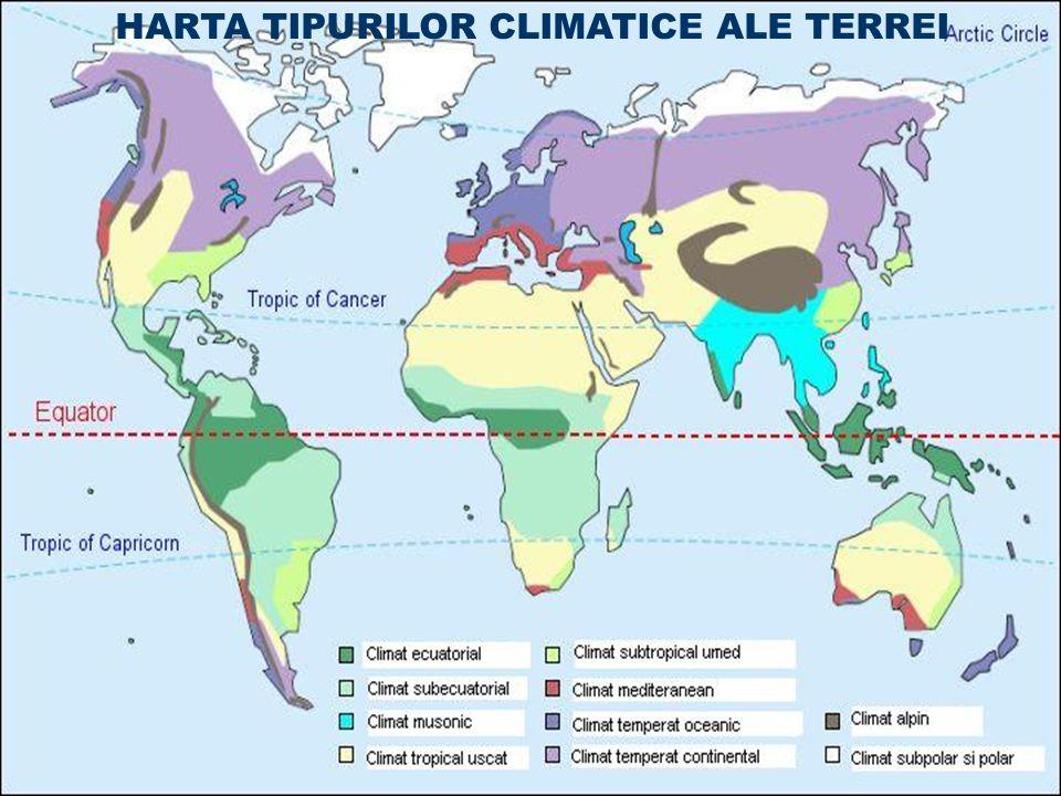 Zonele Climatice Ale Americii De Sud