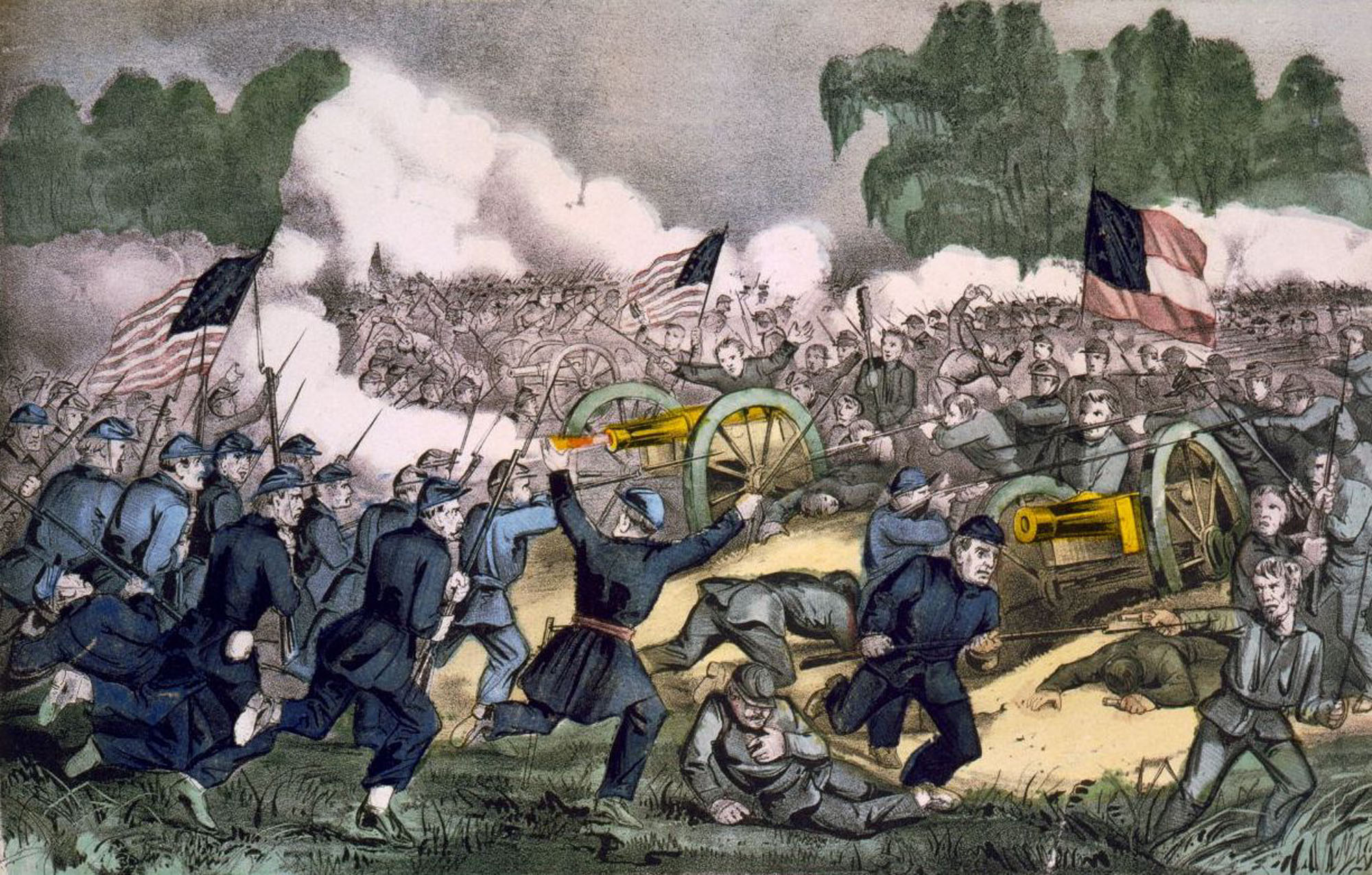 american civil war essay conclusion Articles and essays nonviolent philosophy and self defense the success of the movement for african american civil rights across the south in the 1960s has.