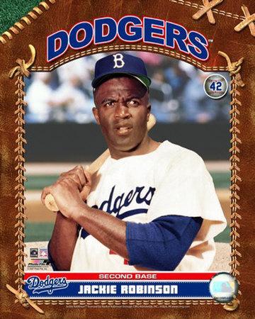 a biography of jackie robinson a baseball player